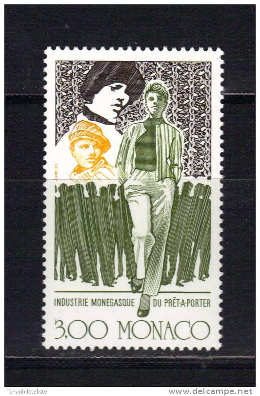 Monaco Timbres De 1988 Neufs** N°1661 - Monaco