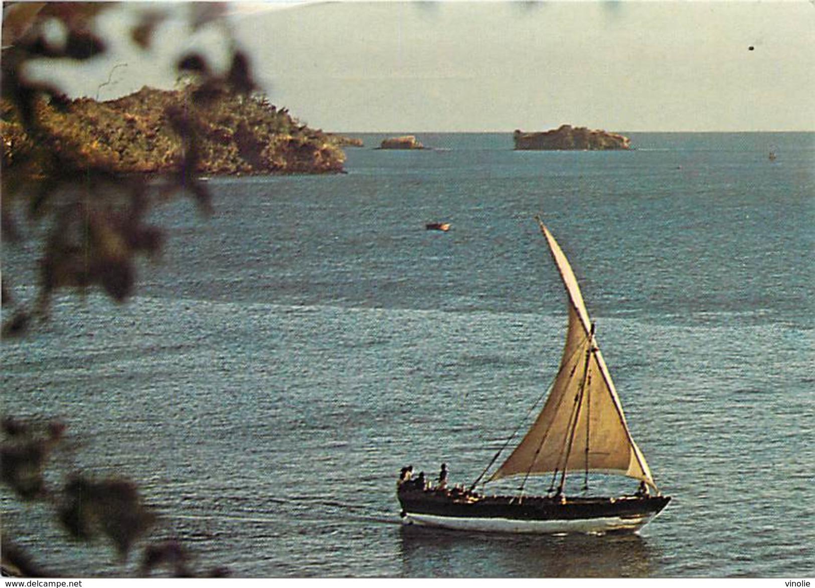 PIE-17-P.E. 3086 : MAYOTTE VUE DE MAMOUDZOU - Comores