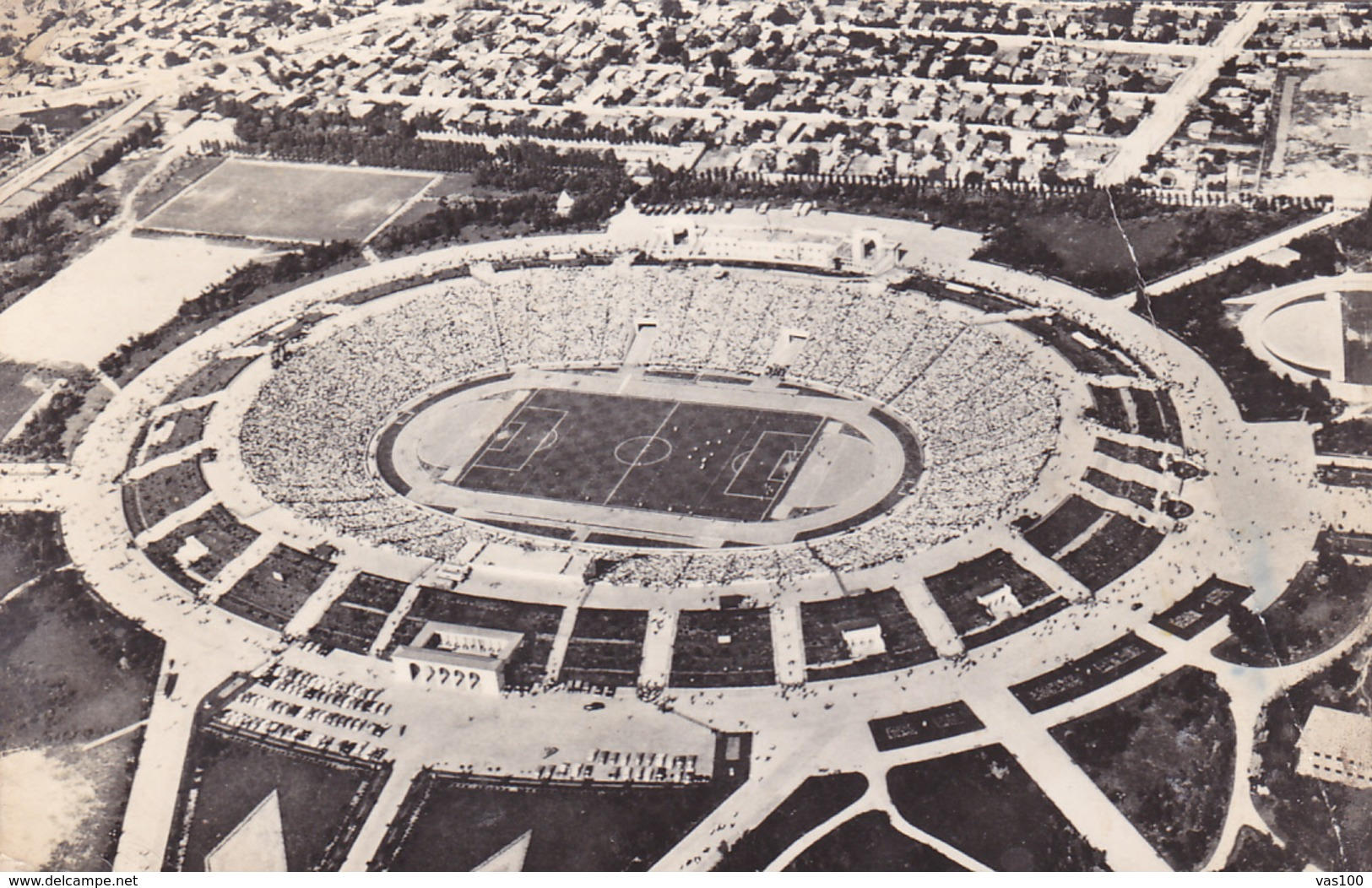 CPA BUCHAREST- 23 AUGUST, STADIUM  STADES DURING SOCCER GAME, STADE.ROMANIA. - Stadiums