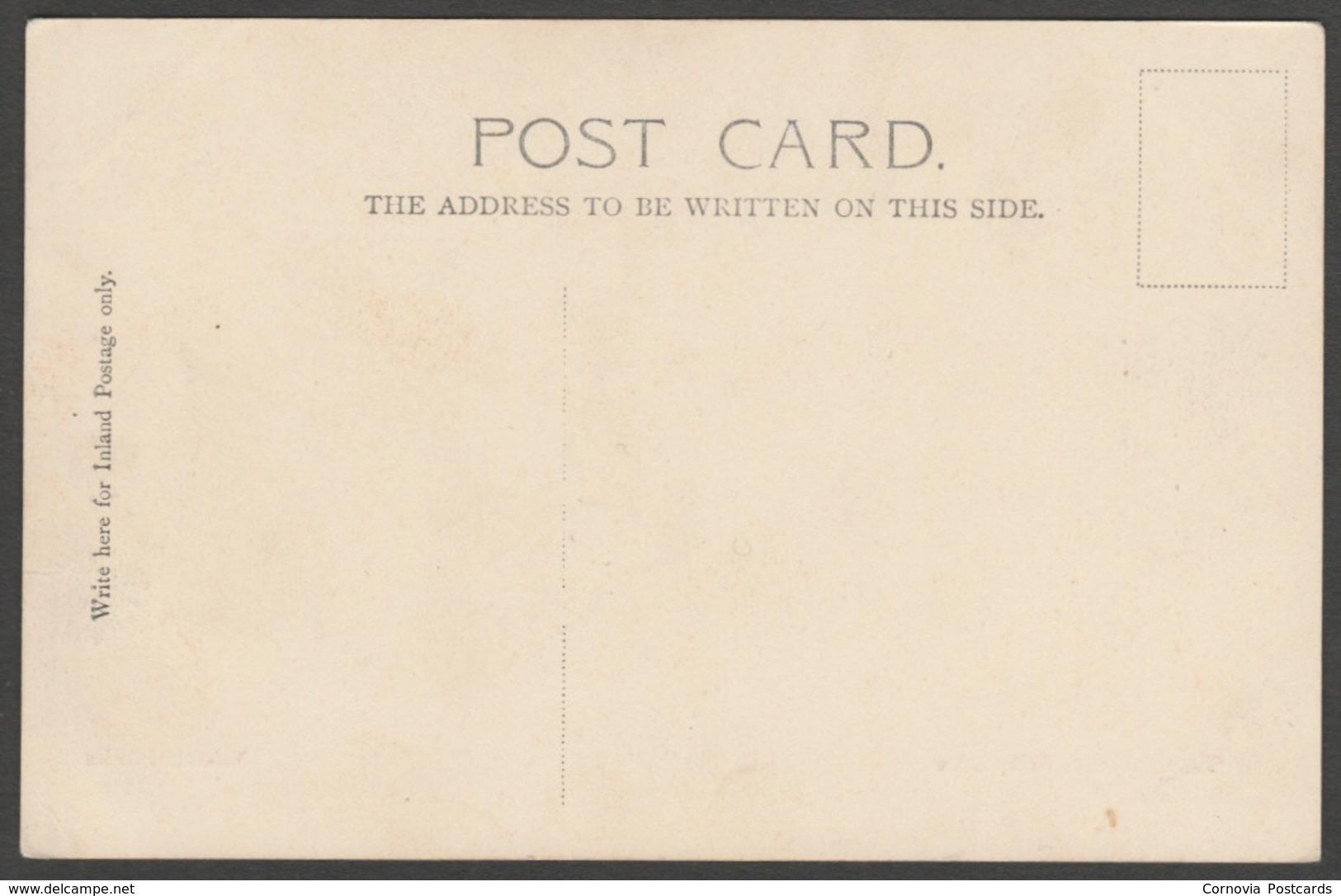 Tresco Abbey, Scilly Isles, C.1904 - Valentine's Postcard - Scilly Isles