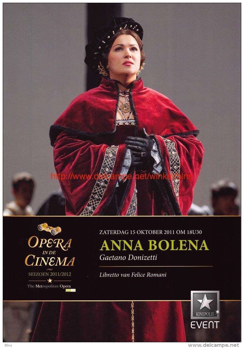 Anna Bolena - Gaetano Donizetti - Anna Netrebko - Affiches & Posters