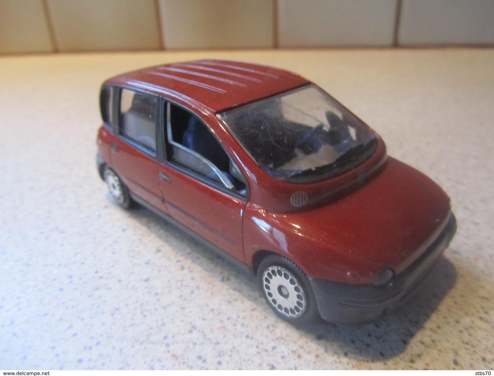 Majorette, Fiat Multipla, 1/43 (BC58) - Majorette