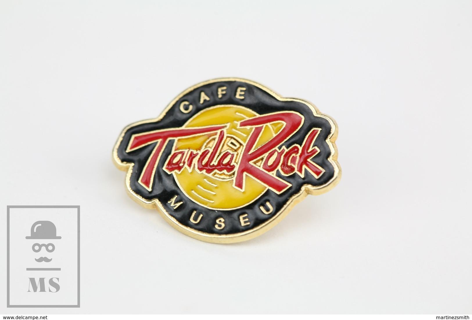 Spanish Music Topic Cafe Tarda Rock Museu/ Museum - Pin Badge - Música
