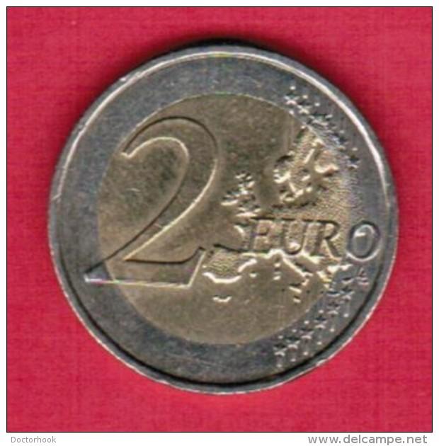 FRANCE  2 EURO 2011 - France