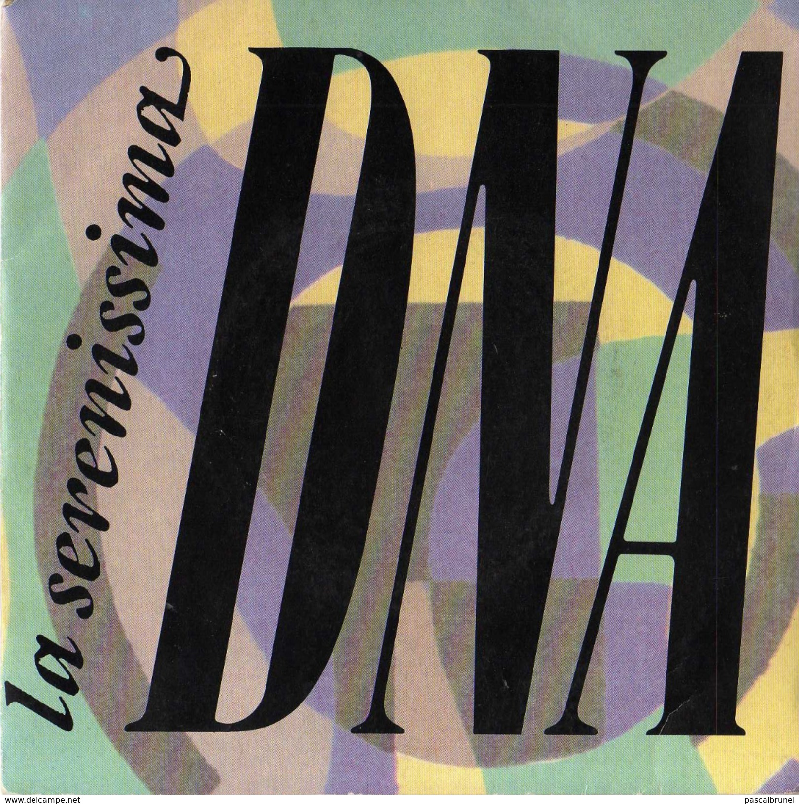 DNA - Disco, Pop