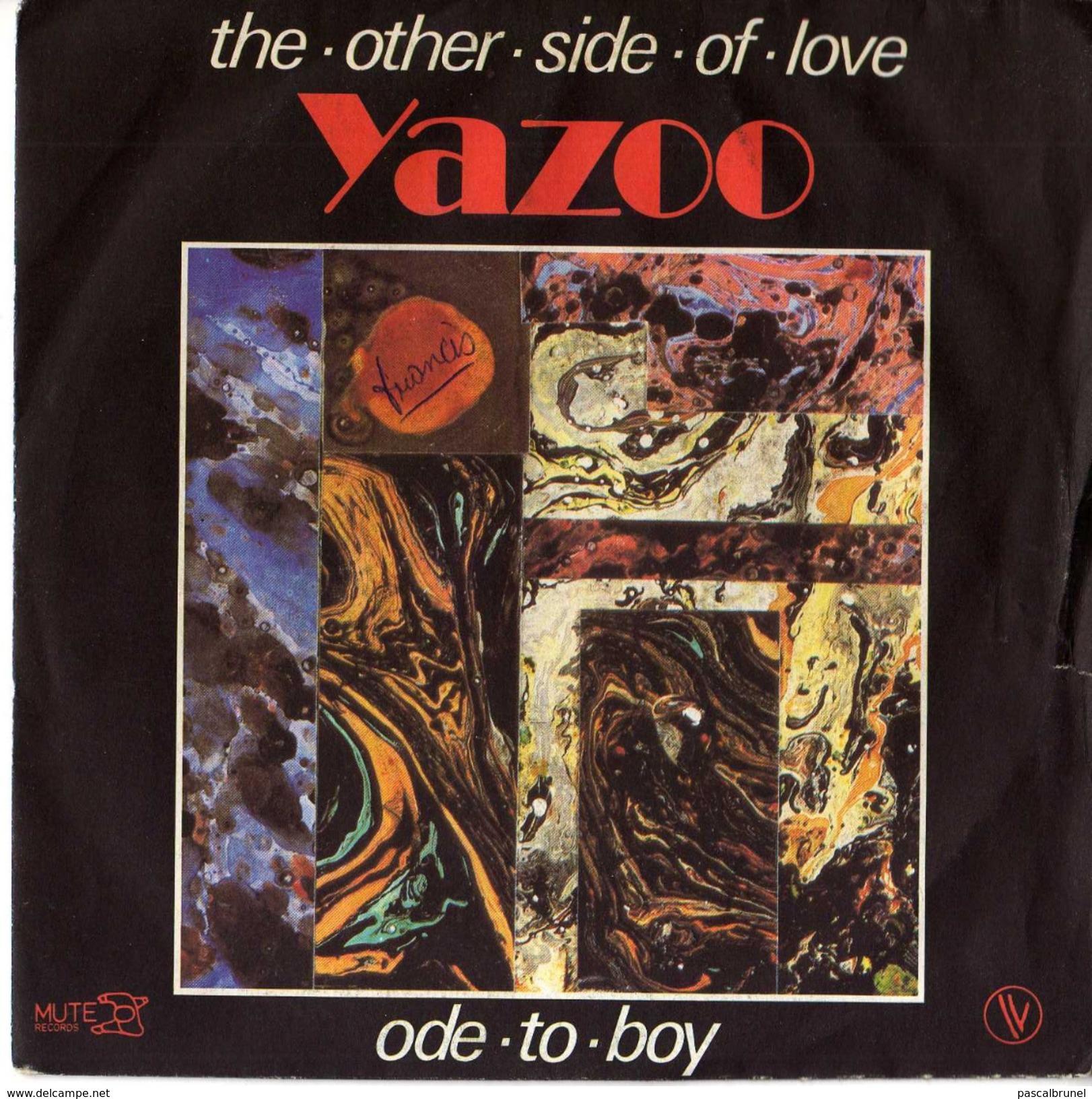 YAZOO - Disco, Pop