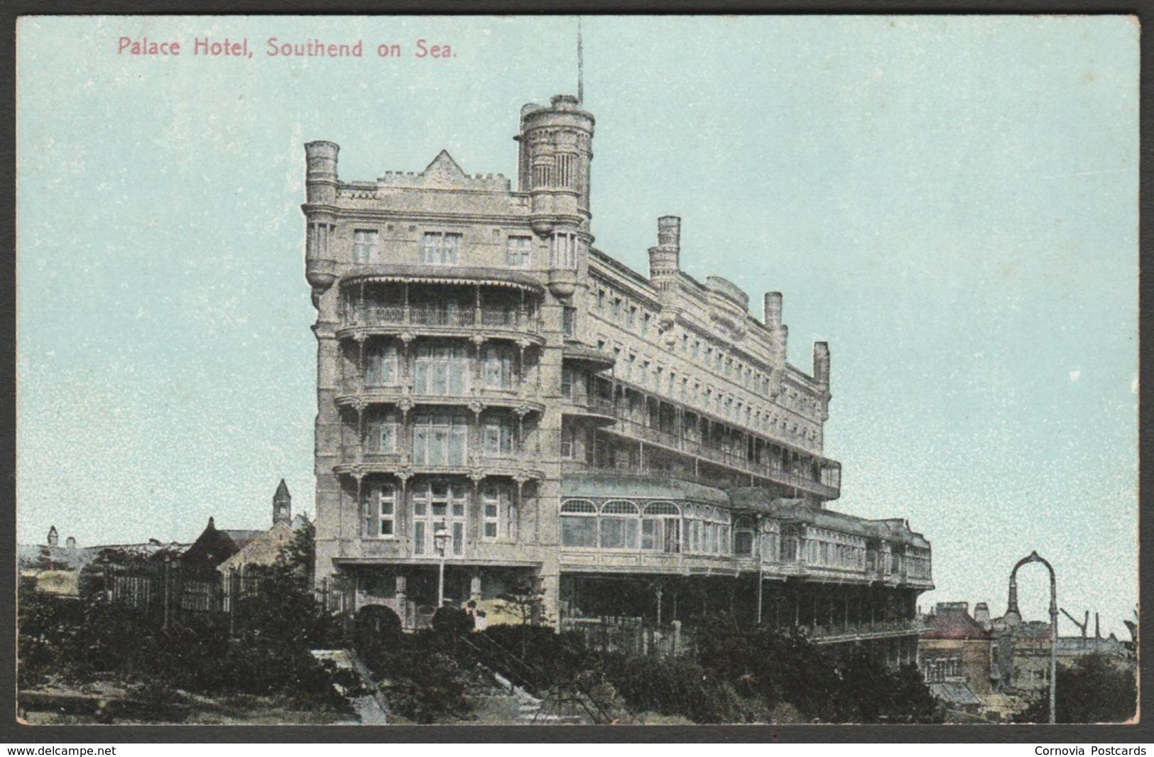 Palace Hotel, Southend On Sea, Essex, C.1905-10 - Bigwood Postcard - Southend, Westcliff & Leigh