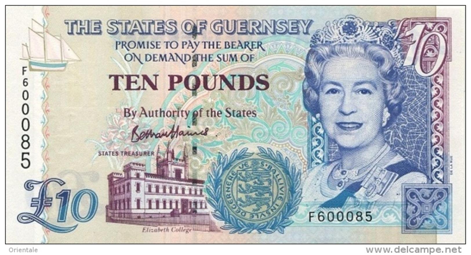 GUERNSEY P. 57d 10 P 2015 UNC - Guernsey