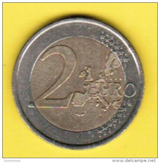 IRELAND  2 EURO 2002 (KM # 39) - Ireland