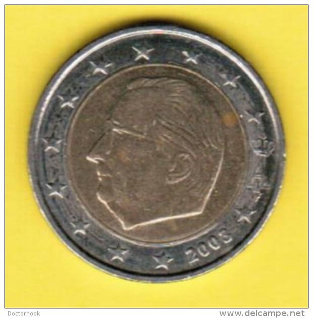 BELGIUM  2 EURO 2003 (KM # 231) - Belgium