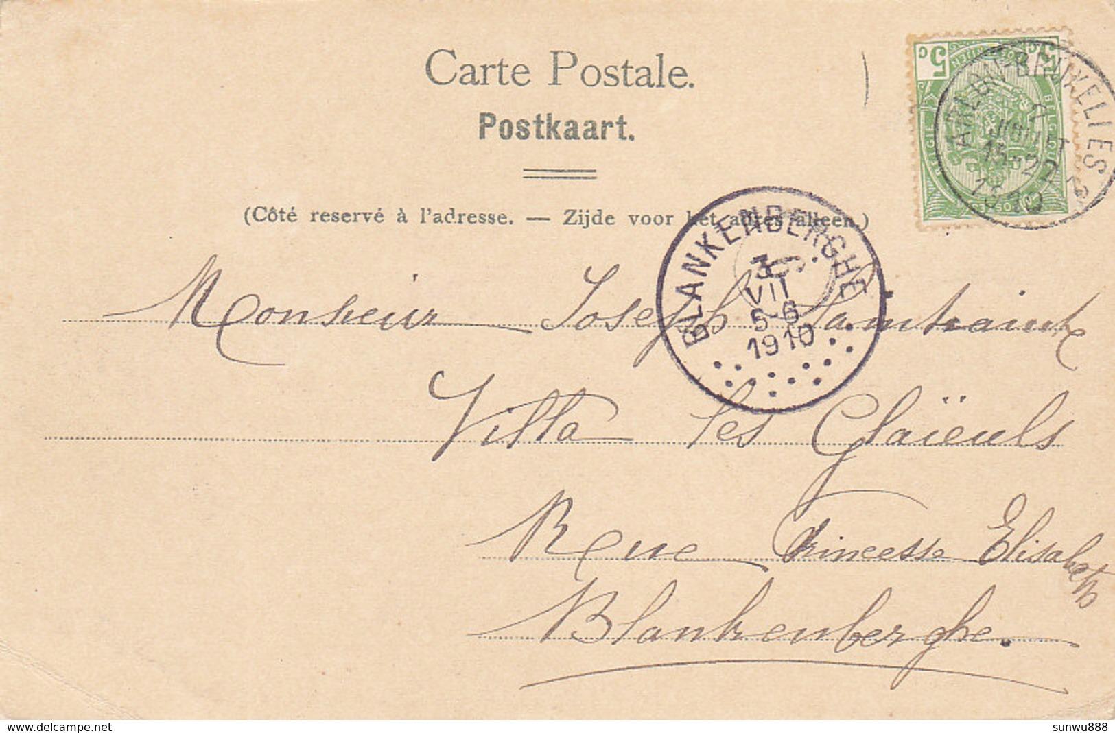 Biron - Ciney - Maison De Campagne (Edit. Jules Pesesse, 1910) - Ciney