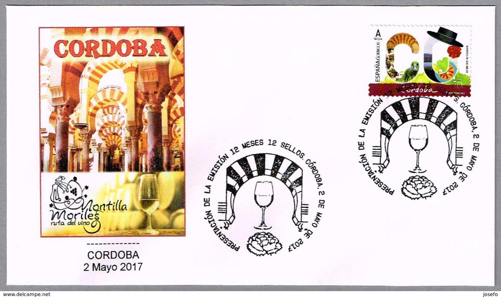 MEZQUITA DE CORDOBA - MOSQUE. Cordoba, Andalucia, 2017 - Mezquitas Y Sinagogas