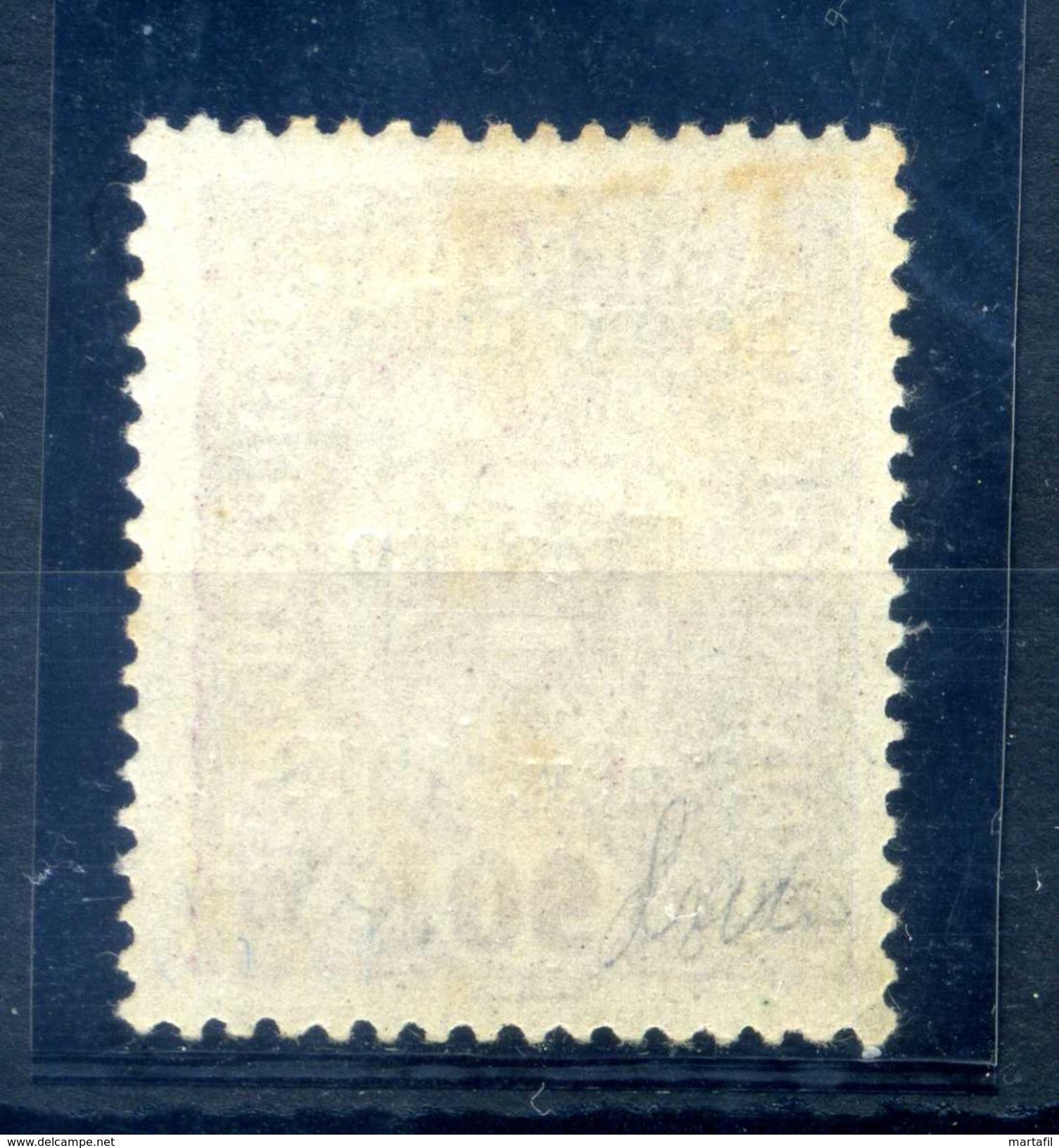 1918 Occ. Trentino 90h. MNH ** SIGNED - 8. Occupazione 1a Guerra