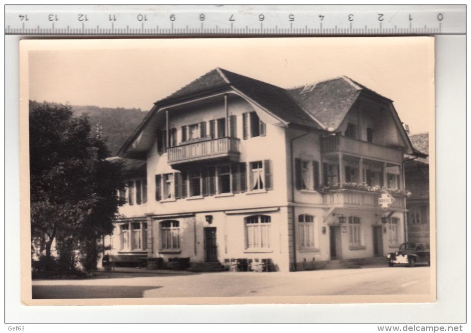 Belp - Gasthof Kreuz - Hotels & Restaurants