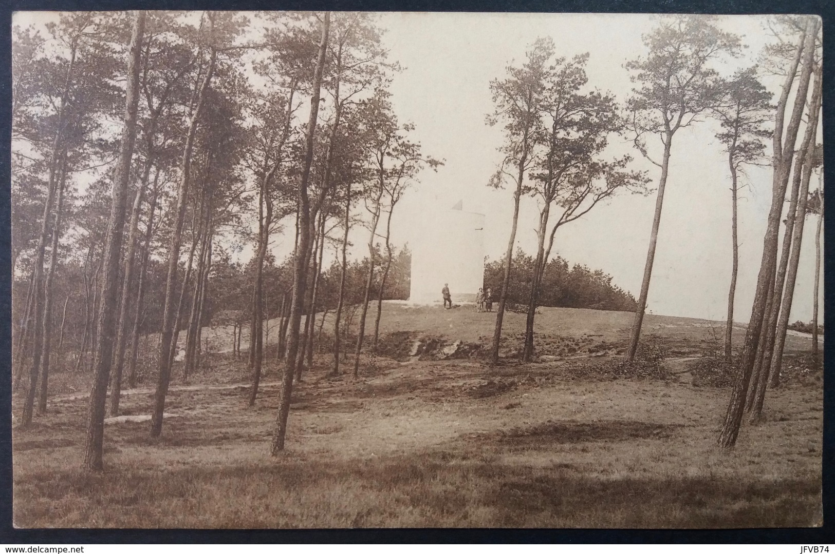Orroir Mont De L'enclus La Tour 1928 - Mont-de-l'Enclus