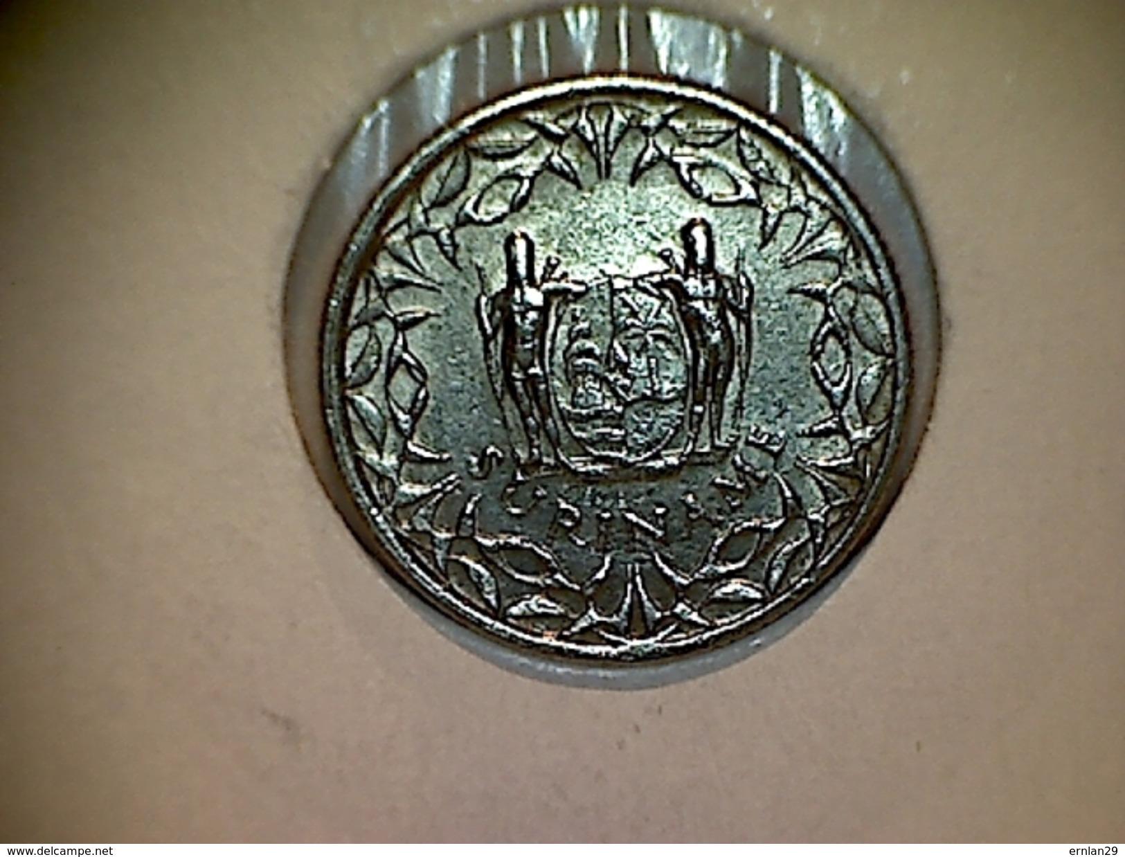 Surinam 10 Cents 1966 - Surinam 1975 - ...