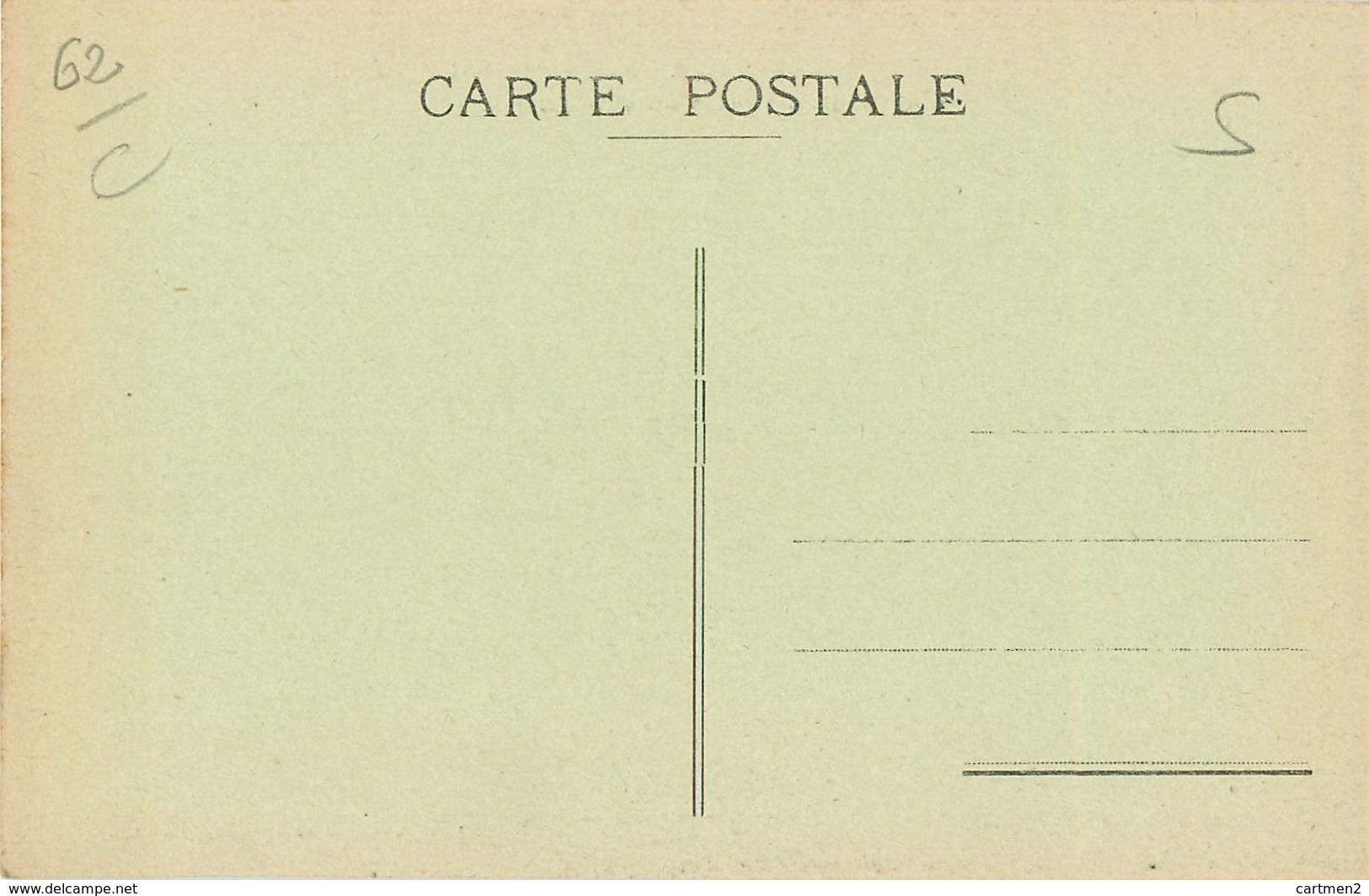 LENS MINES CENTRALE A VAPEUR DE PONT-A-VENDIN VUE PRISE DU COTE DU POSTE 62 - Lens