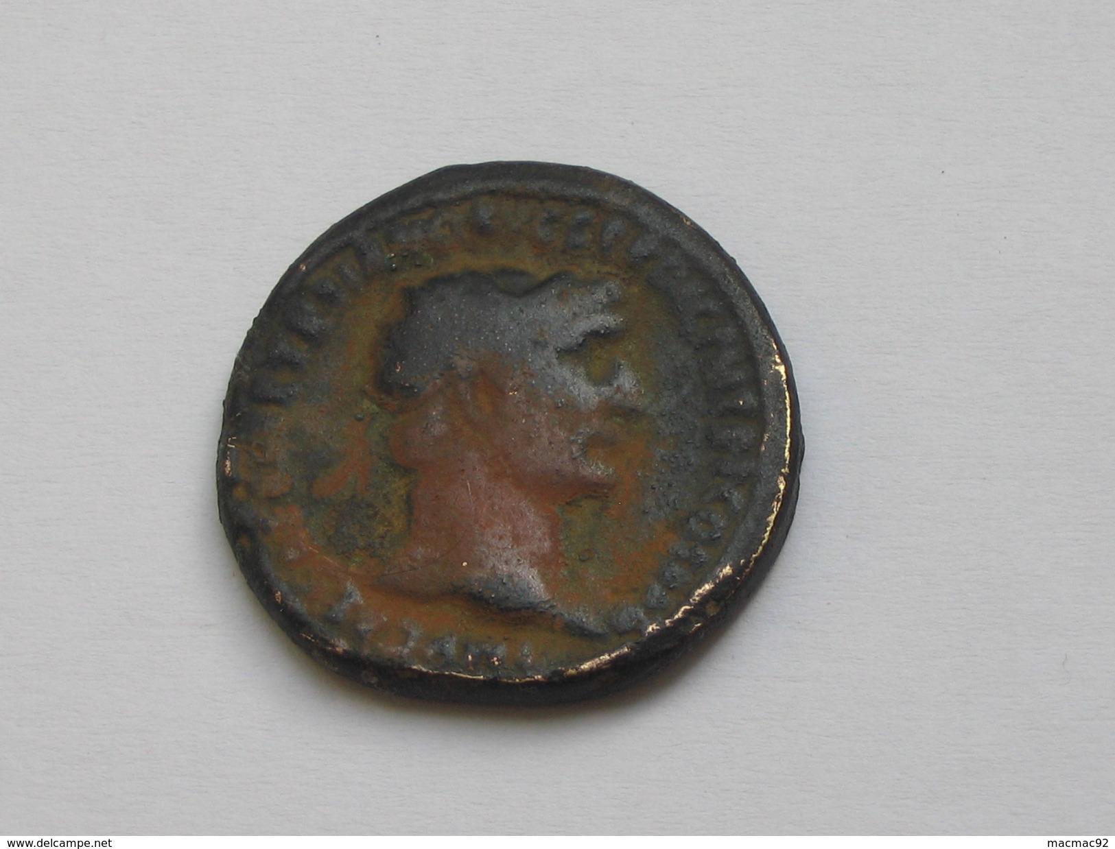 Sesterce  Romain  à Identifier  **** EN ACHAT IMMEDIAT **** - 9. Autres Monnaies De L'empire