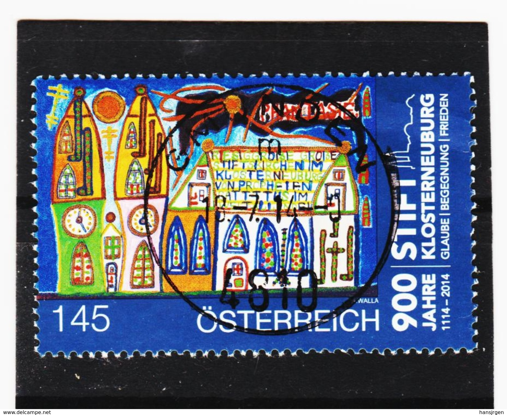 SAR992  ÖSTERREICH  2014  Michl  3132  Used / Gestempelt SIEHE ABBILDUNG - 2011-... Gebraucht