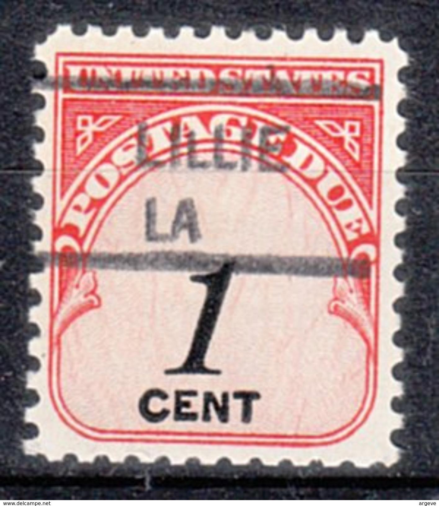 USA Precancel Vorausentwertung Preos Locals Louisiana, Lillie 835,5 - Vereinigte Staaten