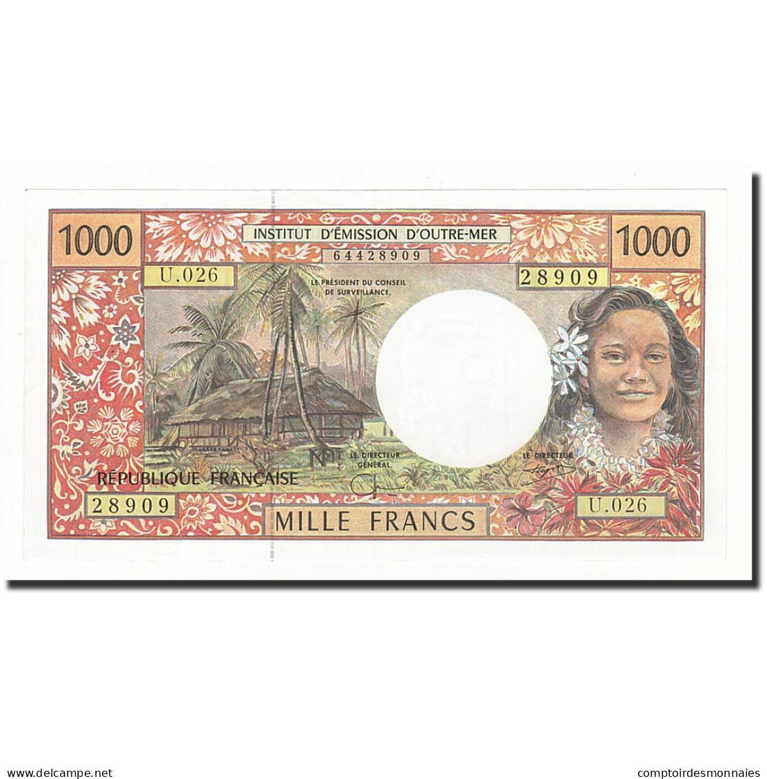 Nouvelle-Calédonie, 1000 Francs, 1971, KM:64a, SUP+ - Nouméa (New Caledonia 1873-1985)