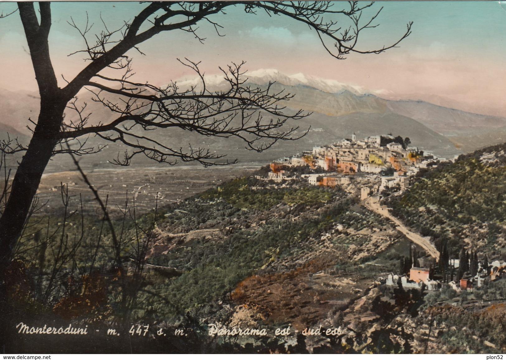 10905-MONTERODUNI(ISERNIA)-FG - Isernia