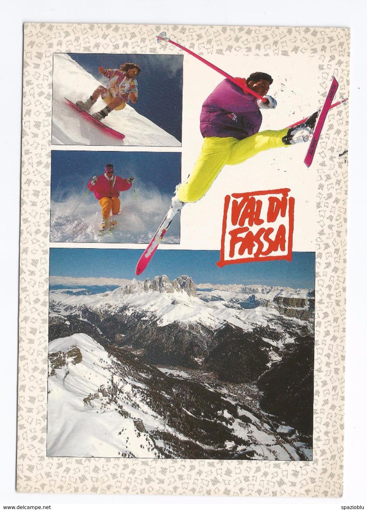 1996, Trento, Rovereto - Val Di  Fassa. - Trento