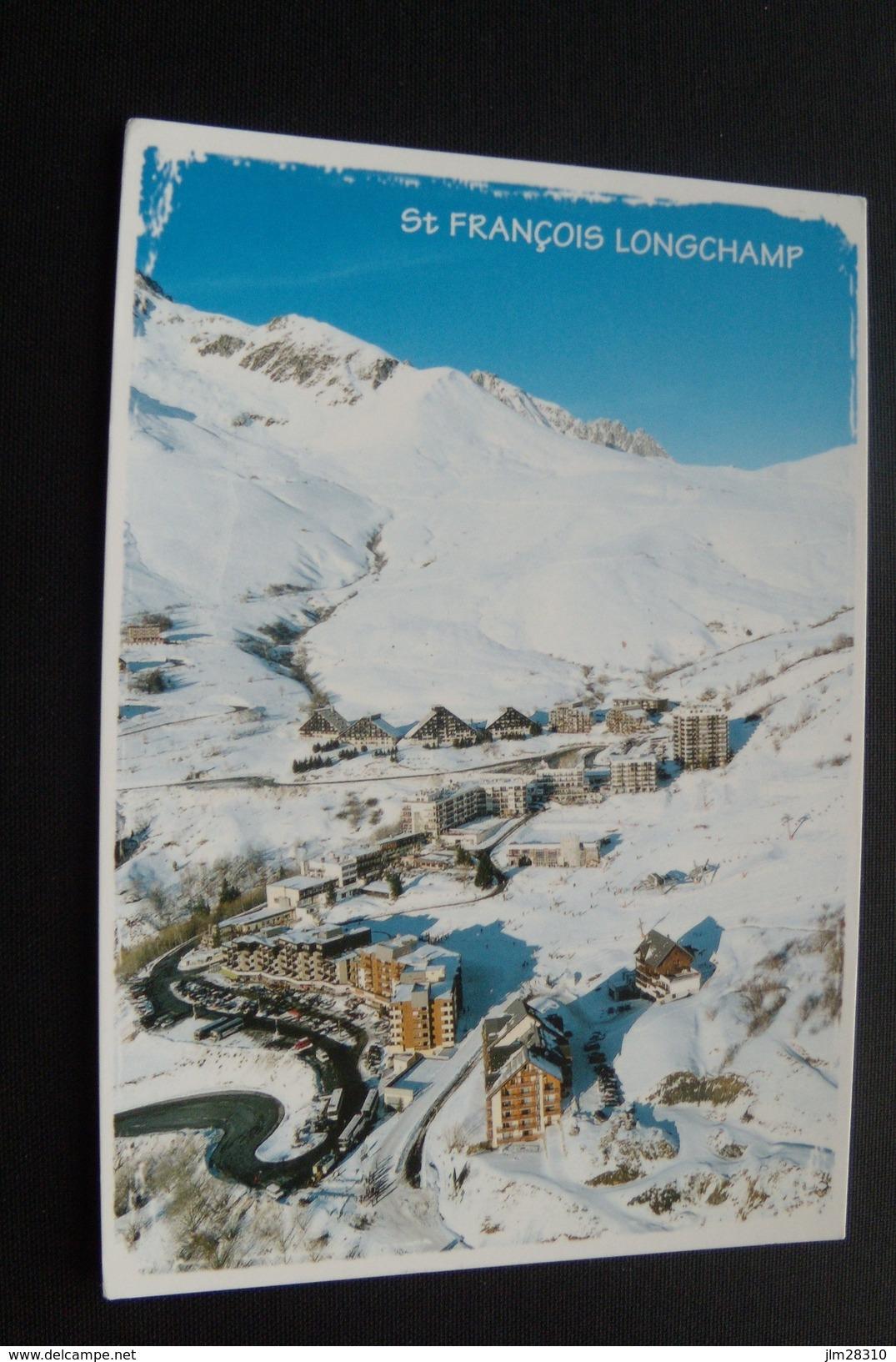 73 / Savoie - St François Longchamp - Vue Panaromique - France
