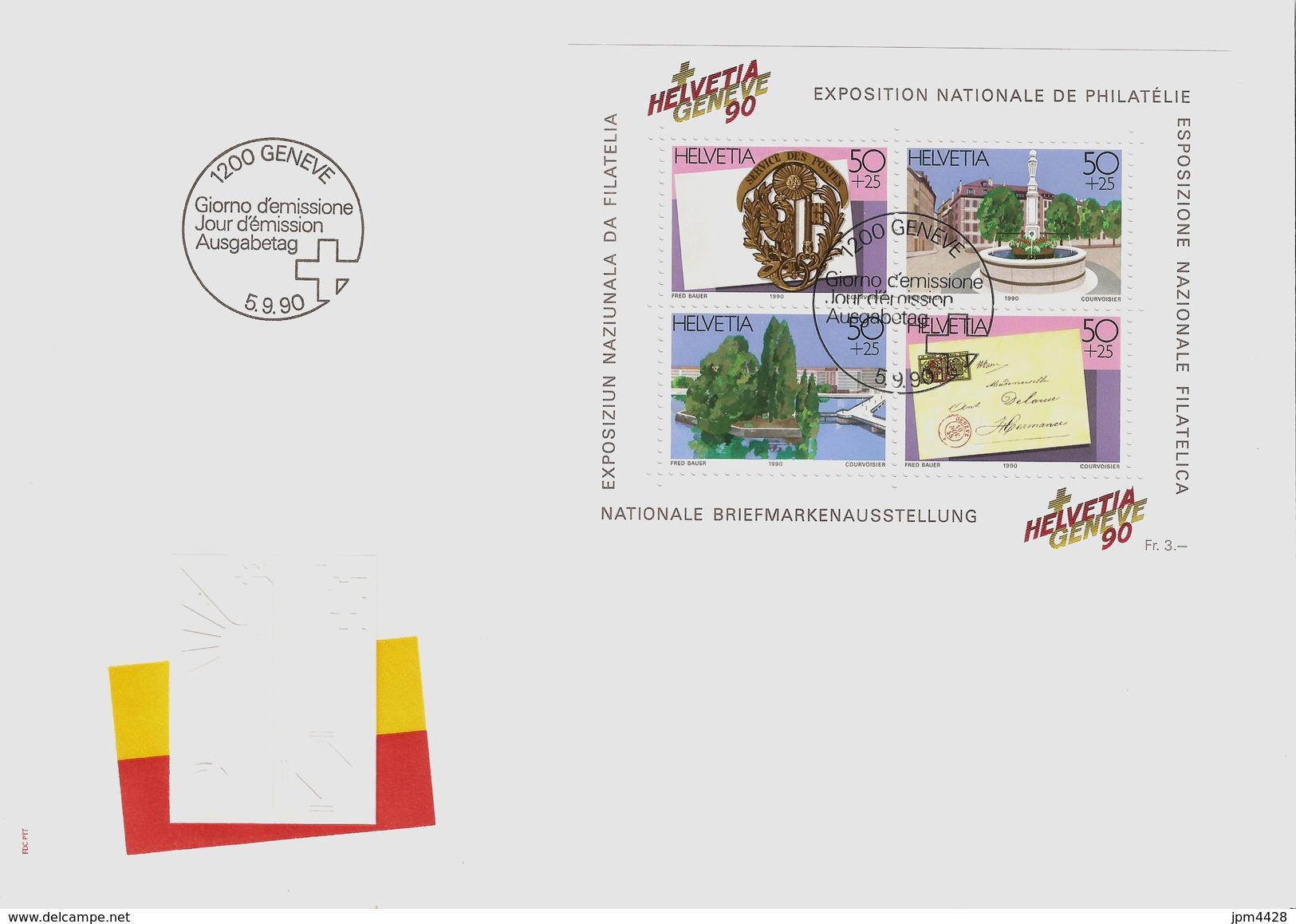 Suisse 1990  Lots De 27 Timbres  Et 1 Bloc , Neufs **   Départ Petit Prix - Suisse