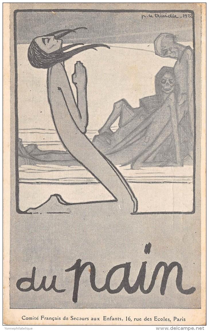 THEMES - ALIMENTATION / Carte Illustrée - Du Pain - Autres