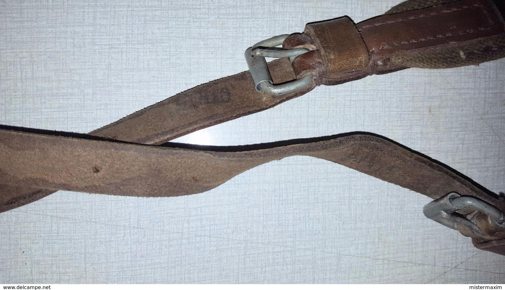 Bretelle Pour PPSh 41/ PPS43 - Armes Neutralisées