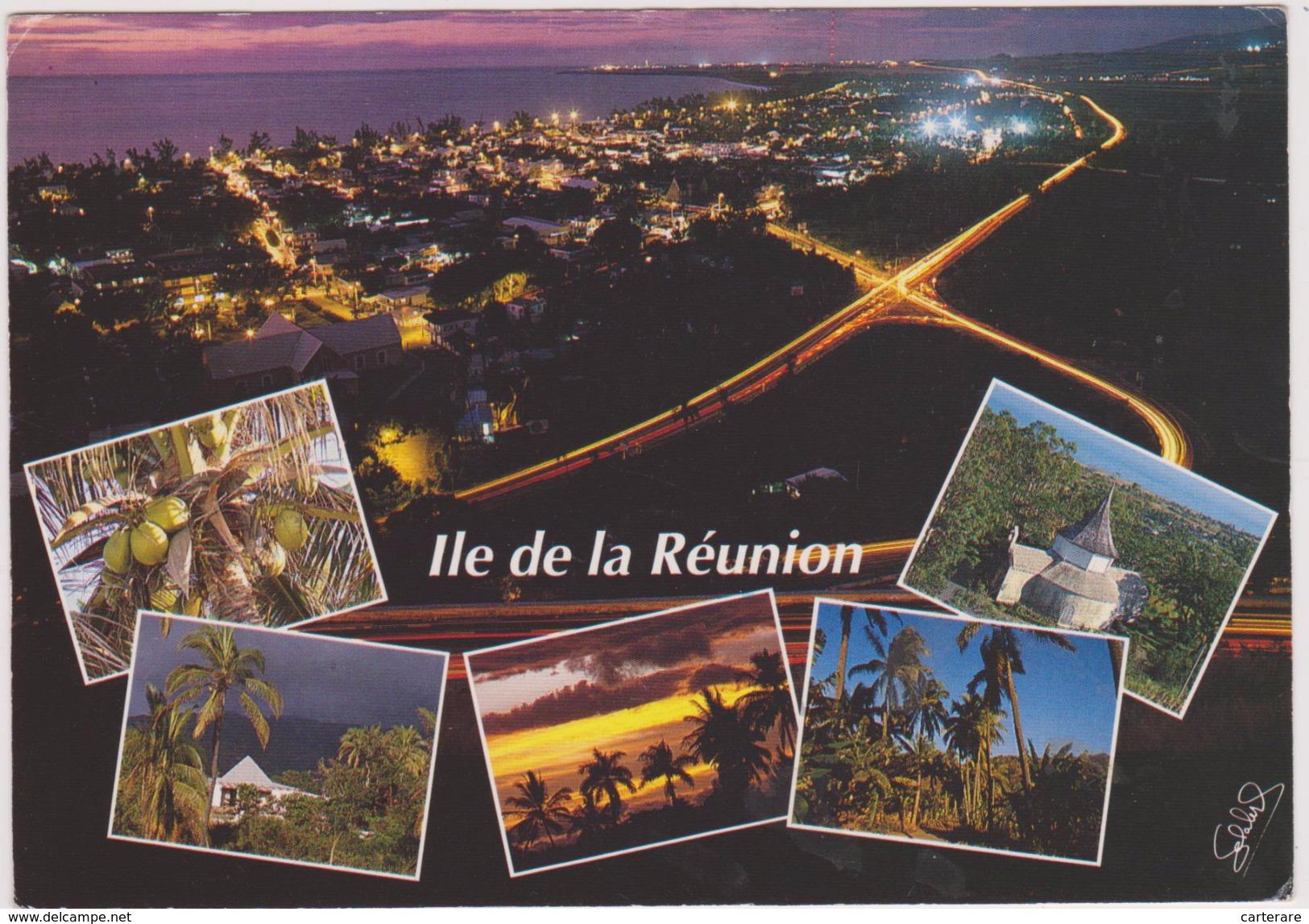 Ile De La Réunion,ile Française,outre Mer,archipel Mascareignes,océan Indien,SAINT PAUL - Autres
