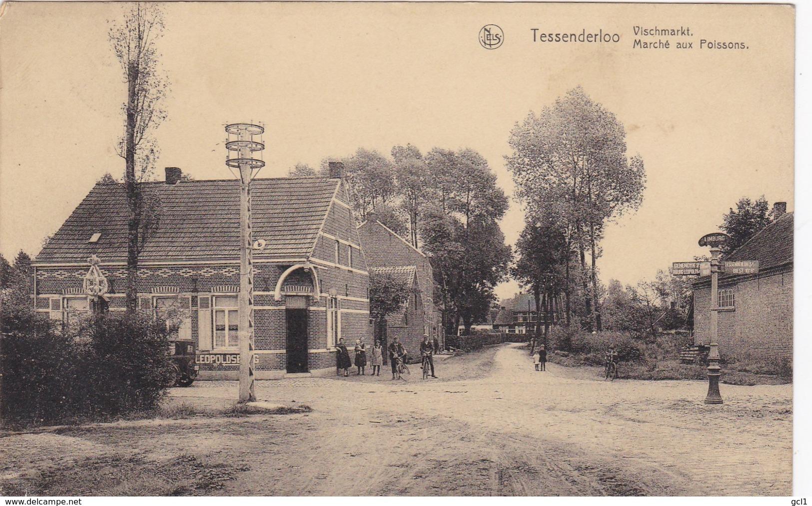 Tessenderlo - Vismarkt - Tessenderlo