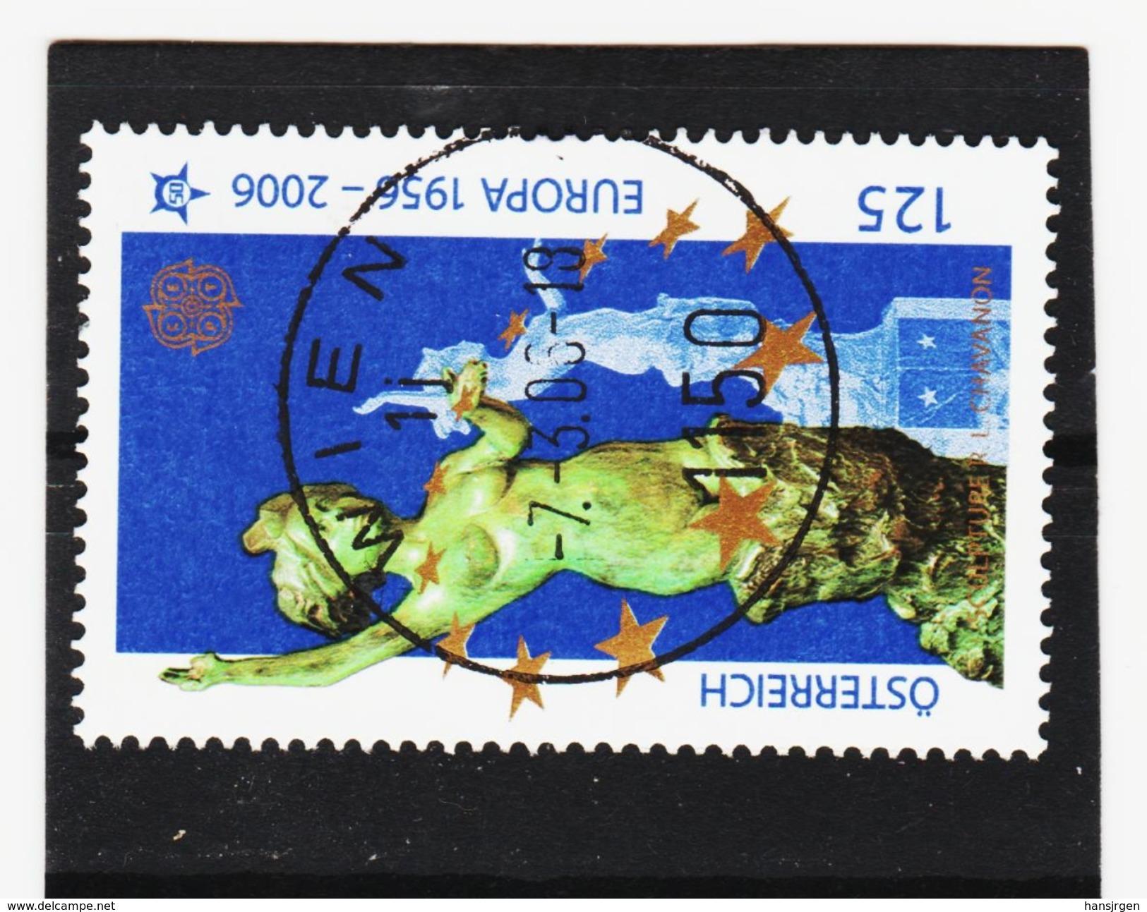 SAR1135 ÖSTERREICH  2006  Michl  2573  Used / Gestempelt SIEHE ABBILDUNG - 2001-10 Gebraucht