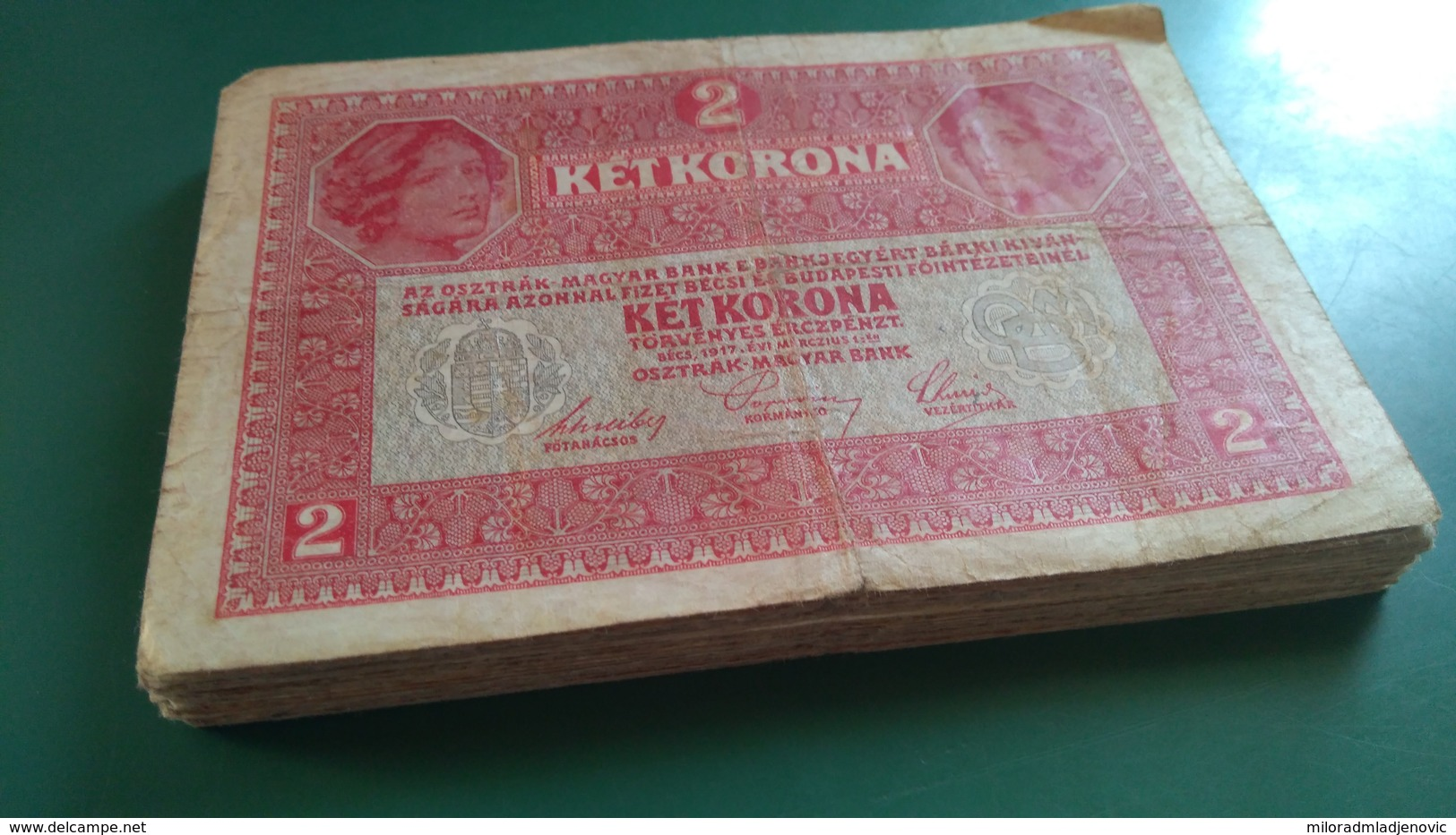 Lot Of, Ket Korona 2 , 42 # - Austria