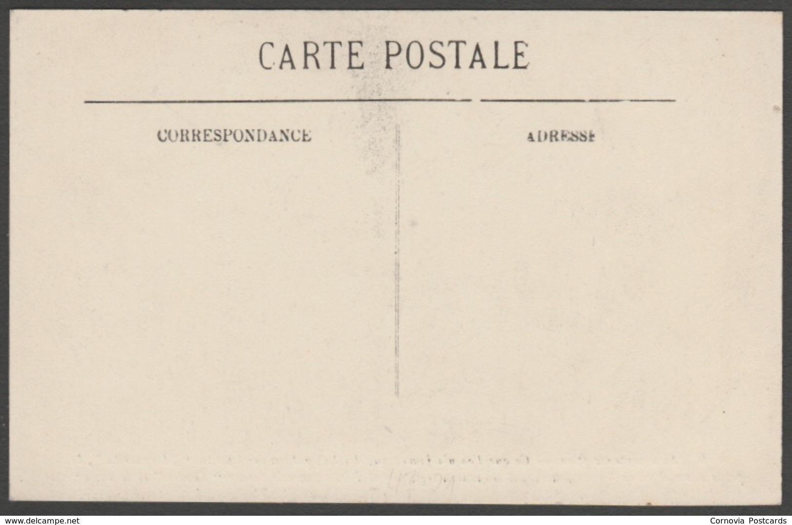 Saisissante Réception, Des Lilliputiens Marguerita, Deniso Et Mab, C.1910 - CPA - Theatre