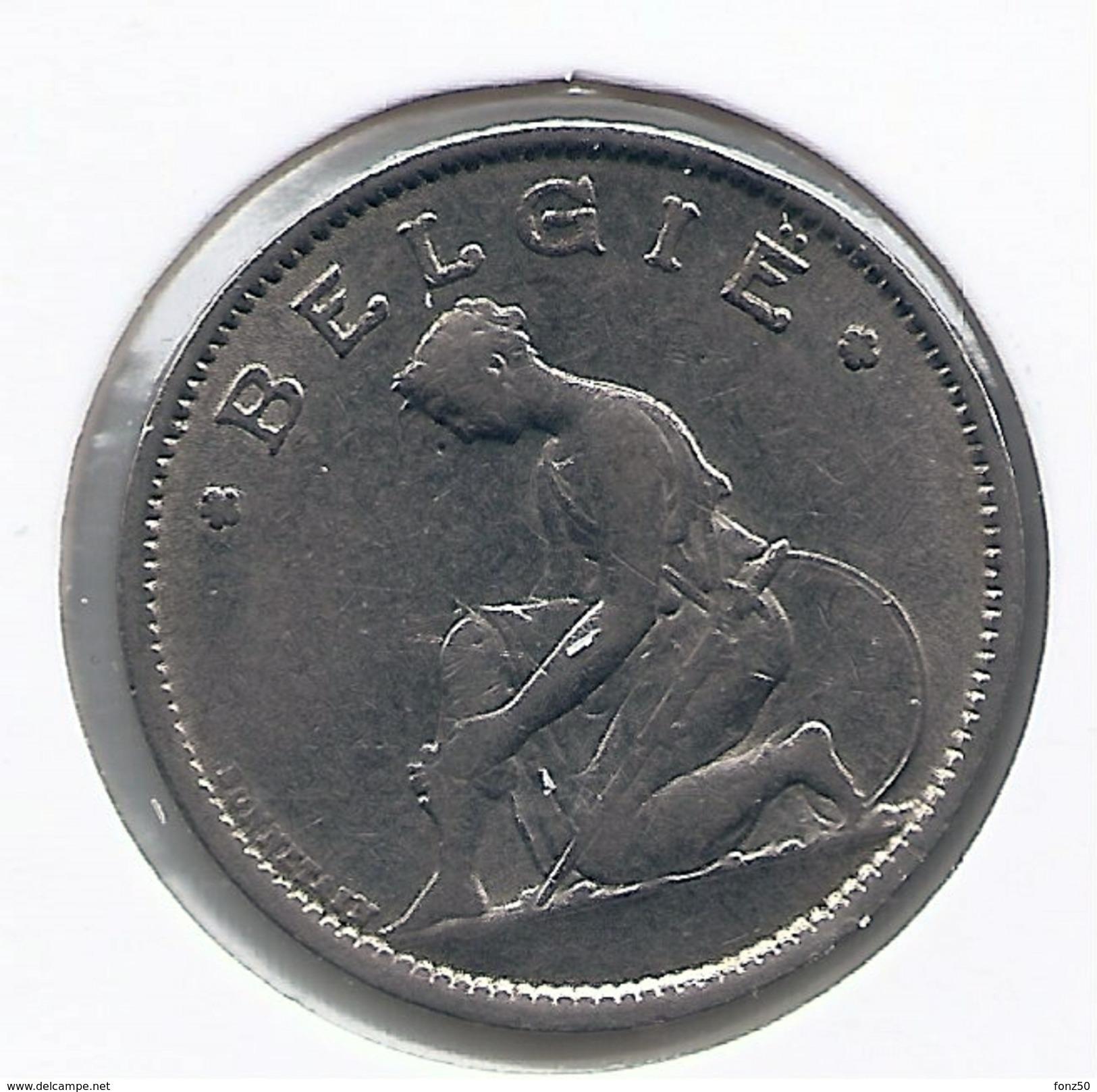 LEOPOLD III * 1 Frank 1935 Vlaams * Z.Fraai/Prachtig * Nr 9274 - 1934-1945: Leopold III