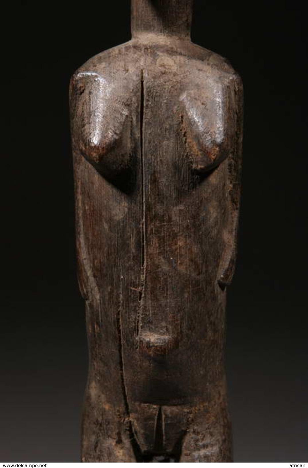 Statuette Baoulé - Art Africain