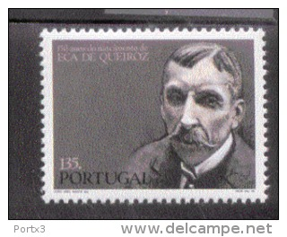 2107 José Maria De Eqa De Queiroz Postfrisch MNH ** - 1910-... República
