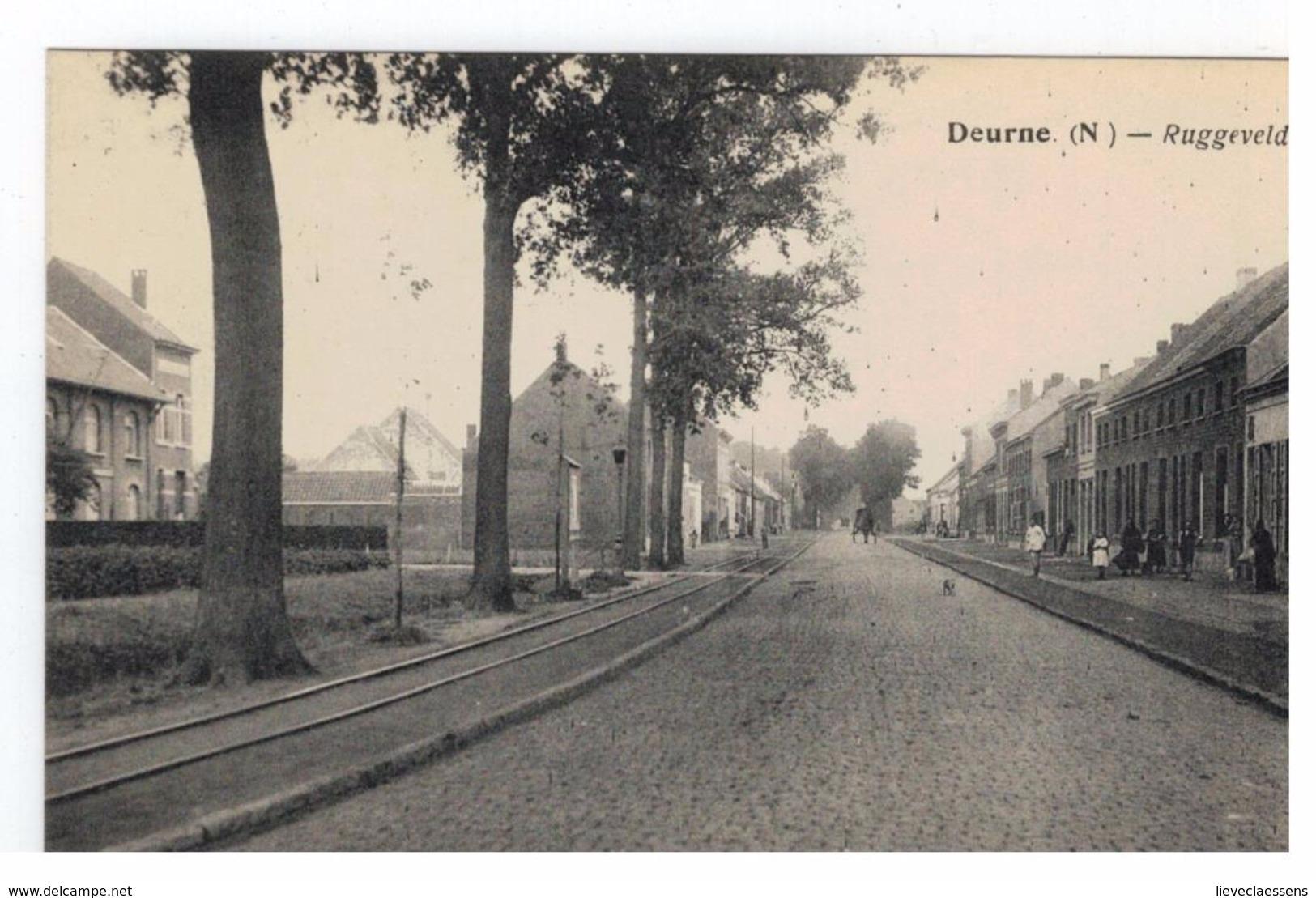 Deurne (N.) - Ruggeveld - Antwerpen