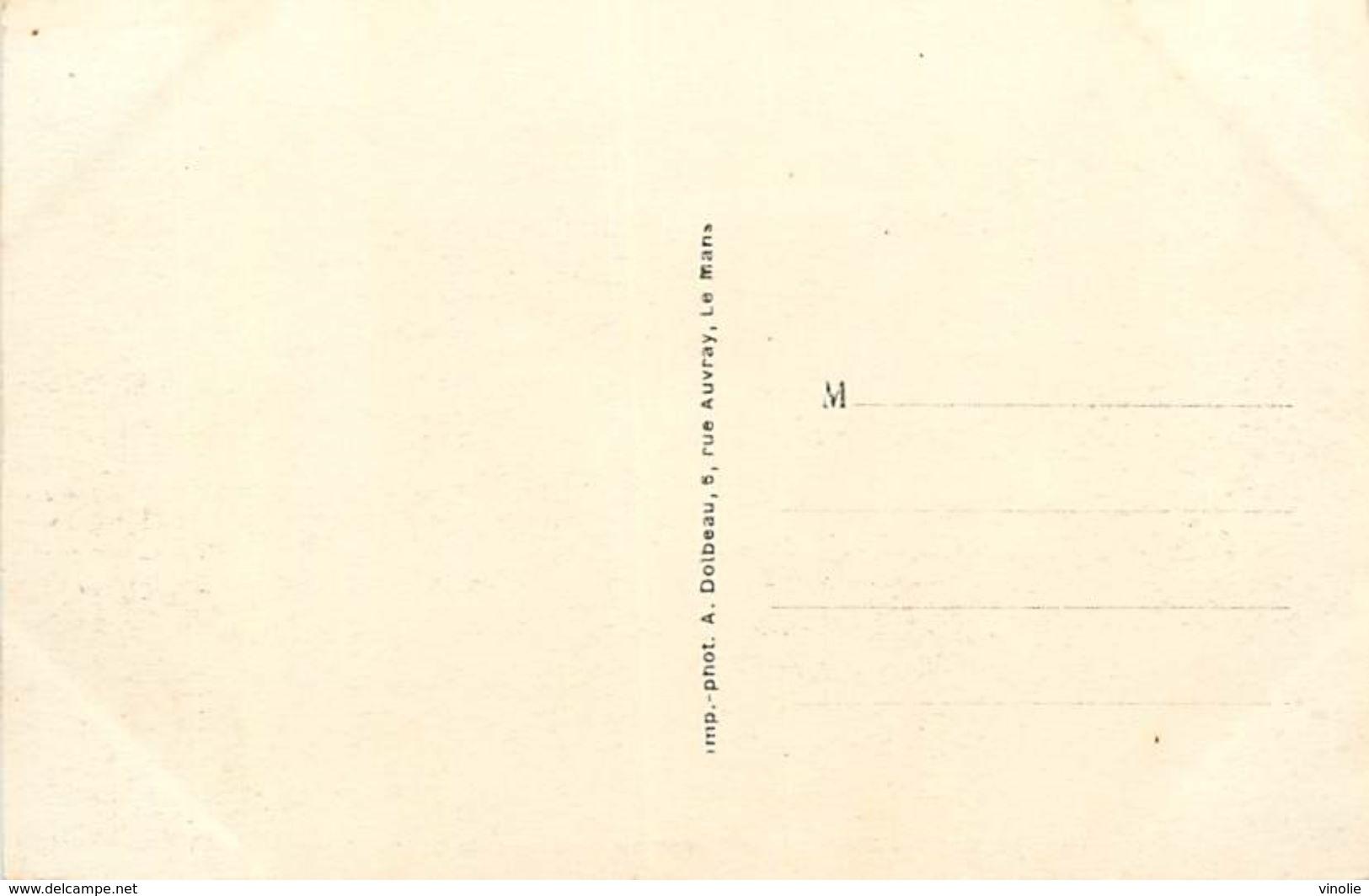 A-17.6239 : LE MANS. PLACE ADRIEN-TIRONNEAU ET AVENUE DU DOCTEUR JEAN MAC - Le Mans