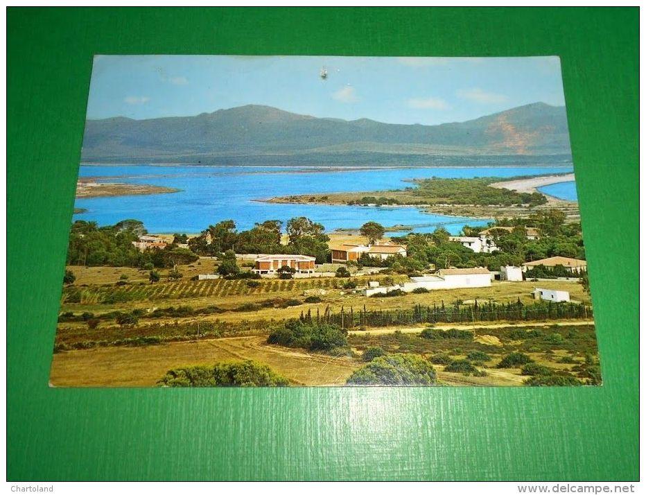 Cartolina Sardegna - Porto Pino 1977 - Cagliari