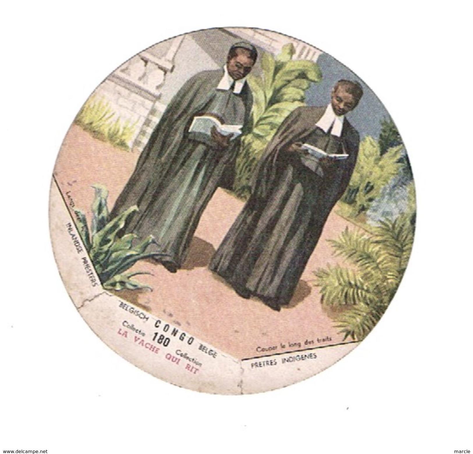 Belgisch Congo Belge Collectie La Vache Qui Rit 180 - Autres Collections