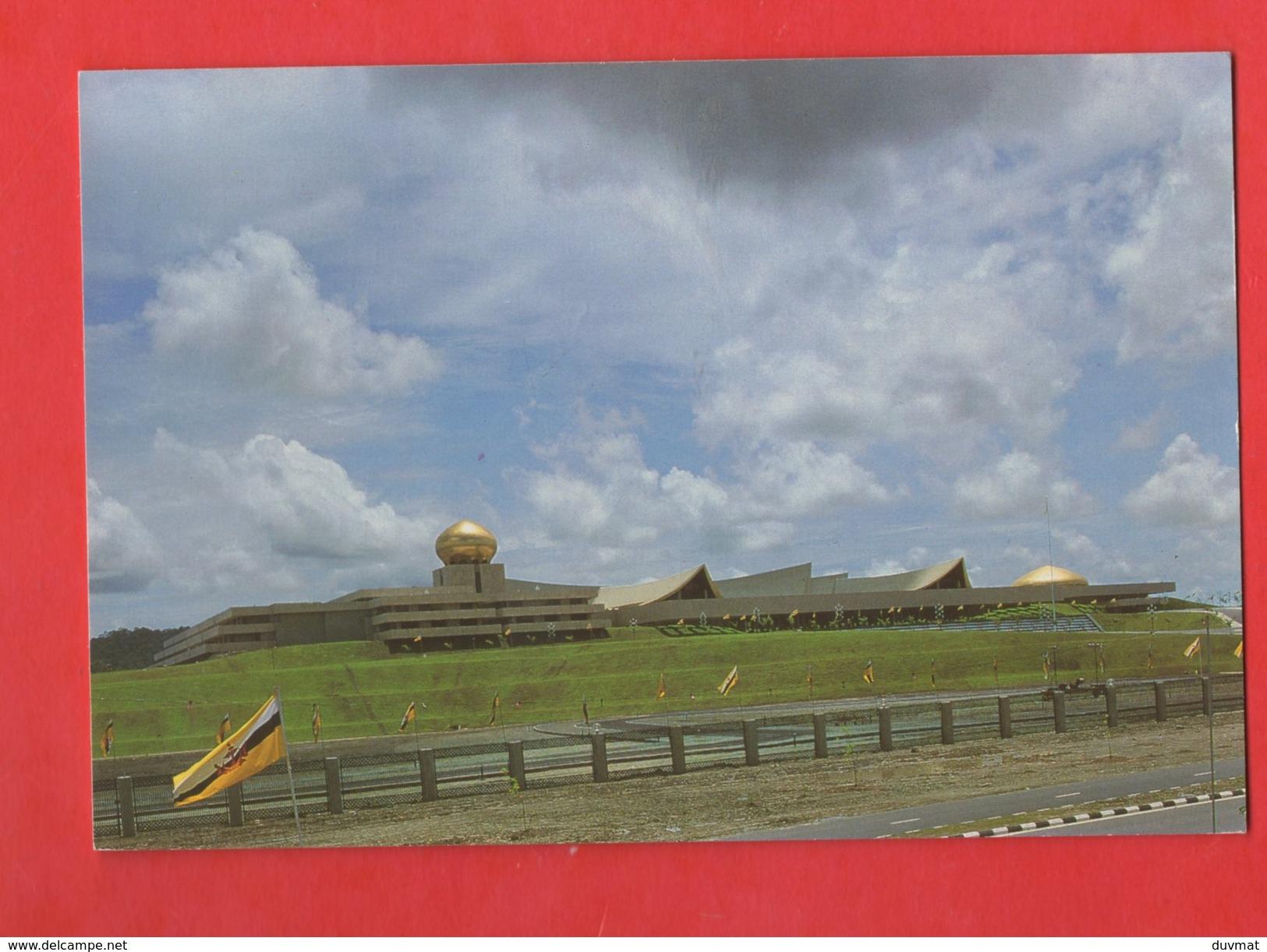 Borneo Brunei Darussalam Brunei's Istana B. S. Begawan ( Format 10,2x15 ) - Brunei