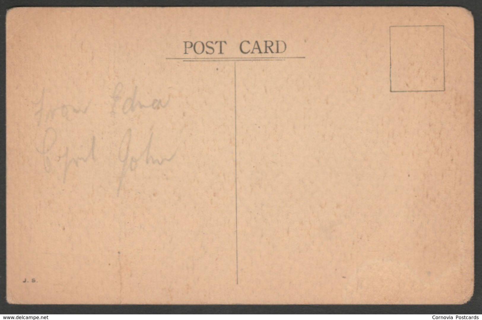 Victoria Square, Adelaide, Australia, C1940 - J.S. Postcard - Adelaide