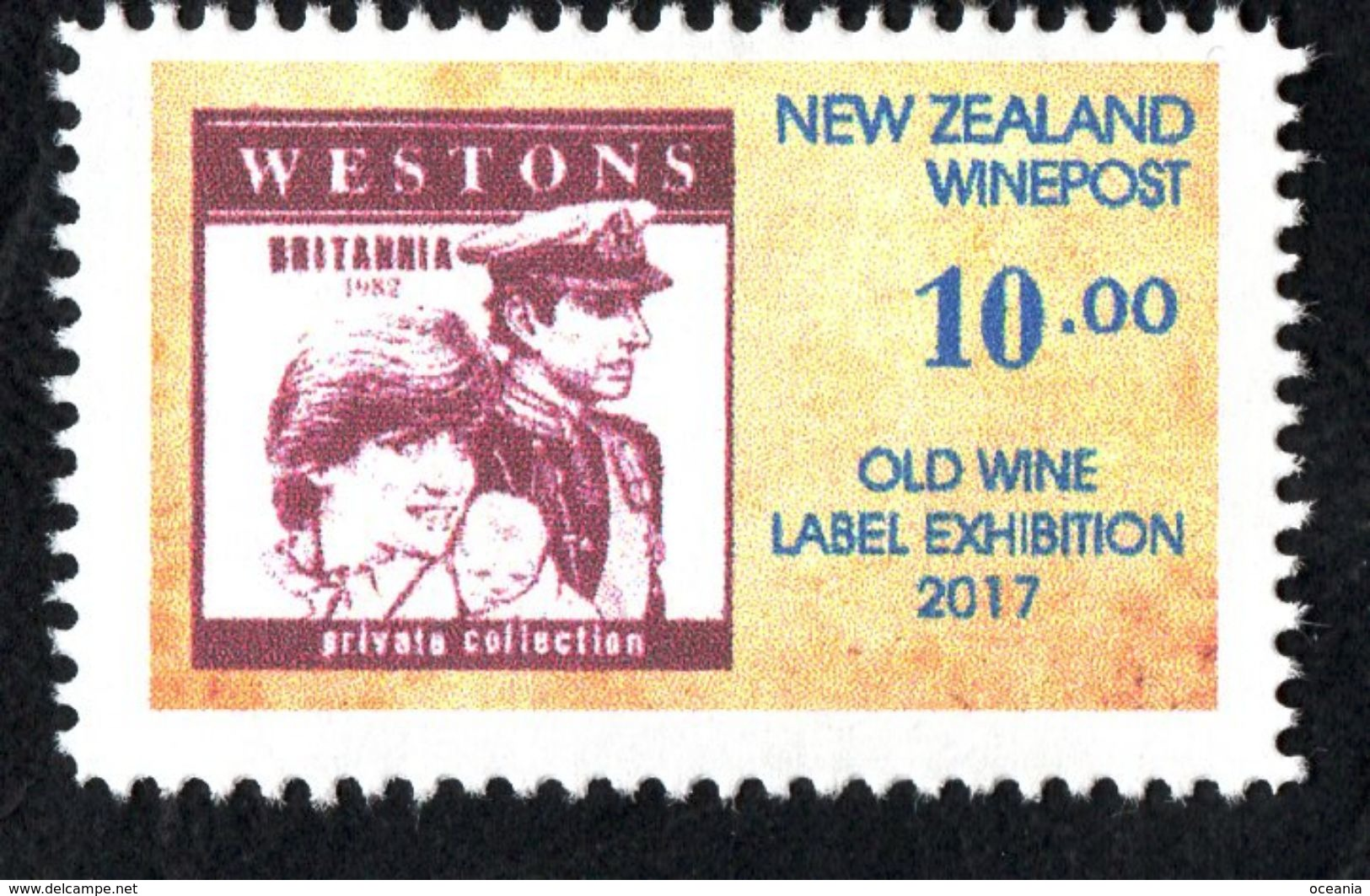 New Zealand Wine Post -Old Wine Old Labels Exhibition Issue - New Zealand