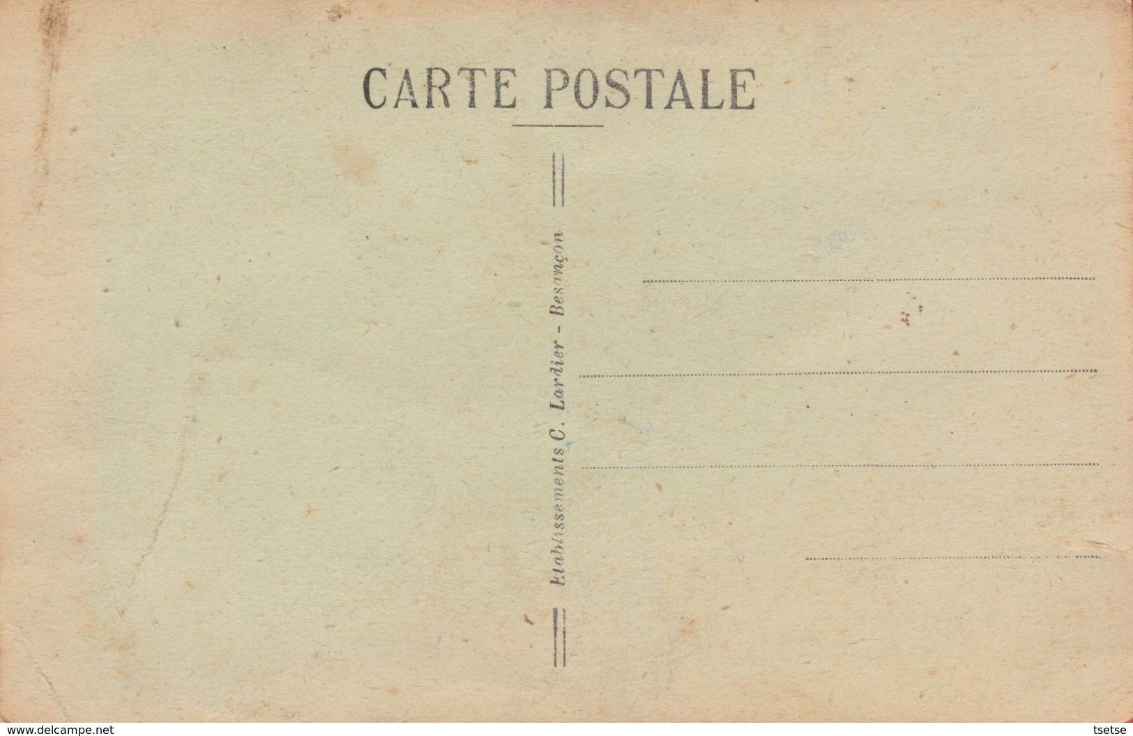 Senones - Place Clémenceau ( Voir Verso ) - Senones