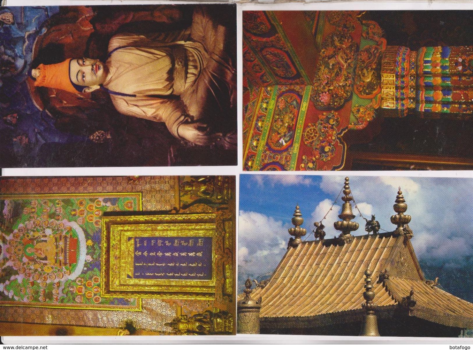 11 CPM TIBET - Tibet