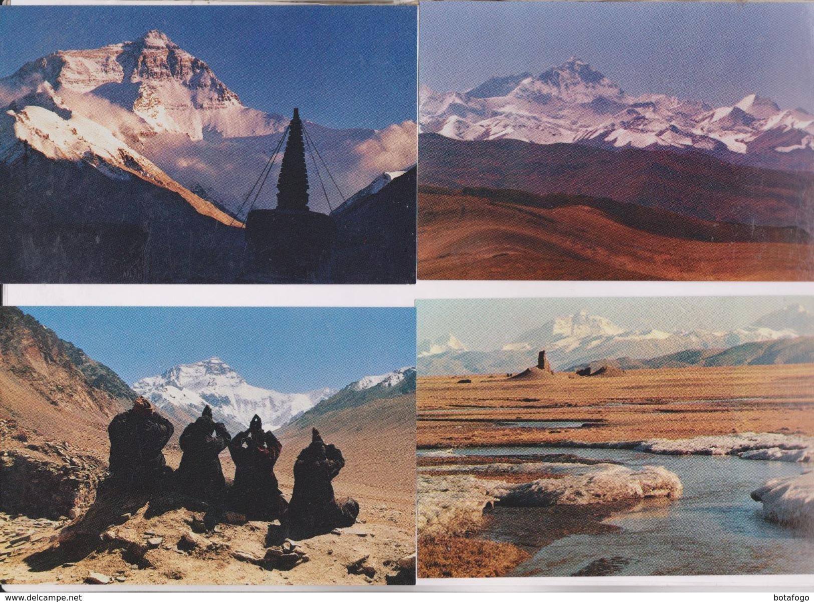 8 CPM TIBET - Tibet