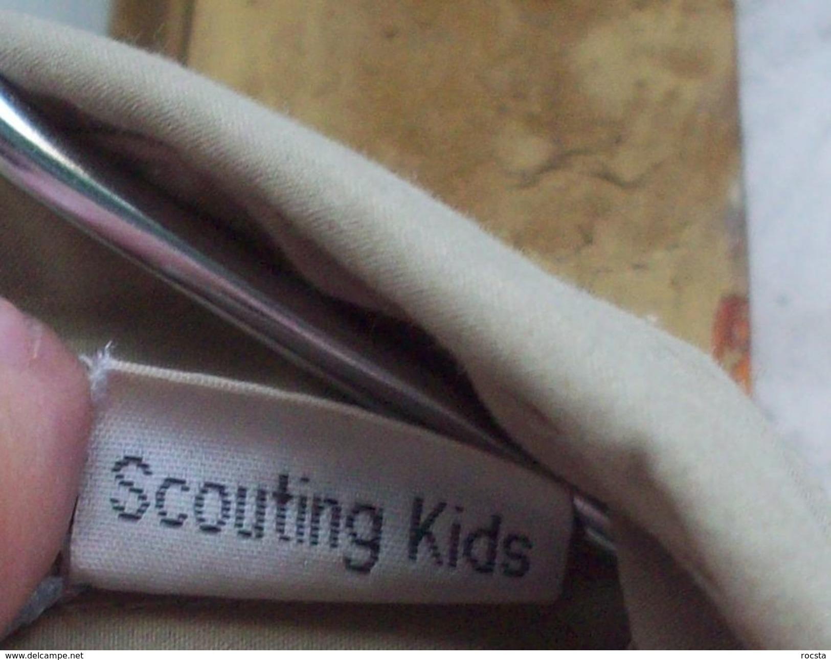 Netherlands Scout Shirt - 11 Patches - Pfadfinder-Bewegung